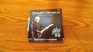 GHS Boomers David Gilmour