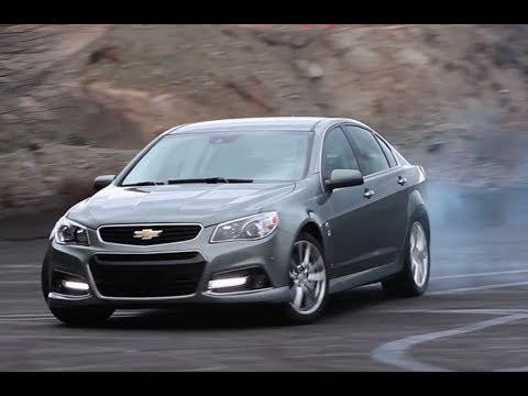 2014 Chevrolet SS: Stealth Tire Shredder