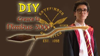 DIY Harry Potter - Costruire la Nimbus 2000