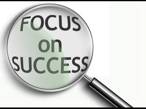 the power of focus how to achieve your goals youtube