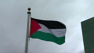 Izaron la bandera de Palestina por primera vez en la sede de la ONU