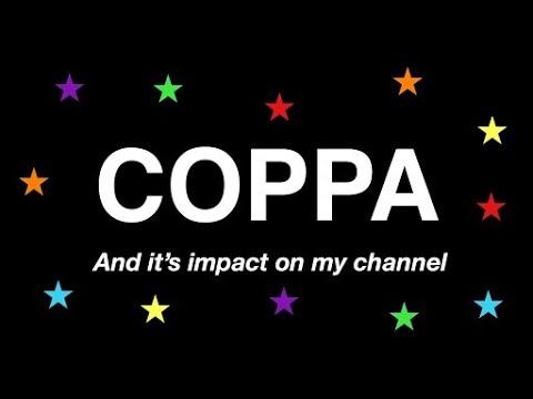 COPPA Vs My Channel