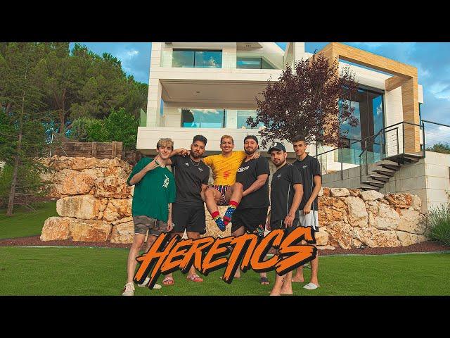 PRESENTAMOS LA NUEVA MANSIÓN DE TEAM HERETICS - Team Heretics