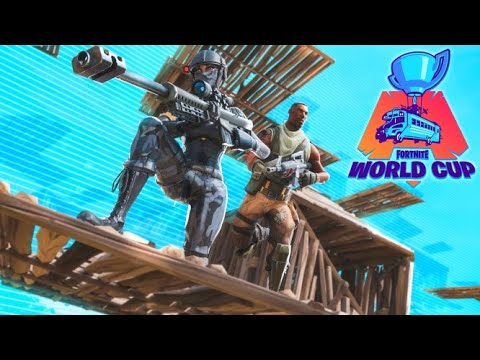 Chap Tries This *new Gun Combo* In Fortnite World Cup