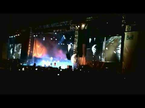 Metallica - Quebec - Feq 2011 - one