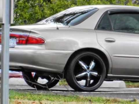 03 buick century w 20 rims youtube 03 buick century w 20 rims youtube