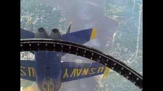 "THE BLUE ANGELS: Live Cockpit Footage: ""One of the best on YouTube"""