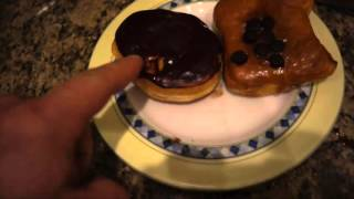 November 5th - National Donut day - Flex Lewis