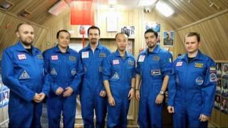 Mars500: one year inside