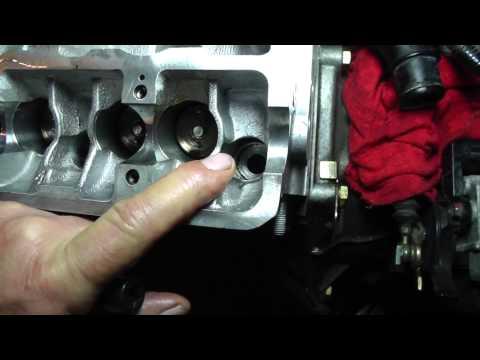 Suzuki Forenza Head Installation - Part 9 (Initial Head Install)