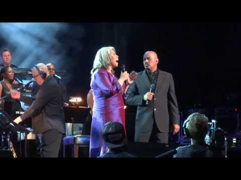 James Ingram and Patti Austin How Do You Keep The Music Playing