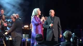 "James Ingram and Patti Austin ""How Do You Keep The Music Playing"" LIVE"