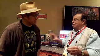 Indigenous Comic Con 2017 - Isleta Resort & Casino | Interview Lee Francis IV Clip 2