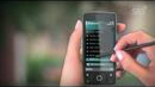 S60 touch UI