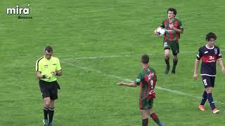 Deportivo Sarmiento vs Automoto (Tornquist) - Resumen (0-1) | 8va Fecha torneo Clausura LRF