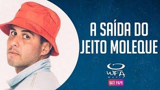 Bruno Diegues explica SAÍDA do JEITO MOLEQUE   Bate Papo WFA Music