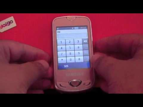 Unfreeze y Liberar Samsung Acton GT-S3370 Liberafacil.com