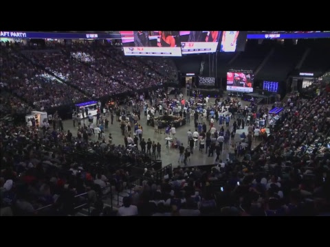 Sacramento Kings fans await 2018 NBA Draft