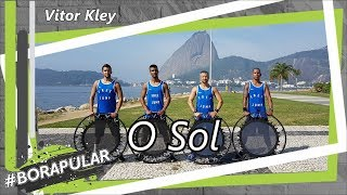 Baixar O Sol - Vitor Kley (Remix) | Coreografia Jump | #borapular (AERO JUMP)