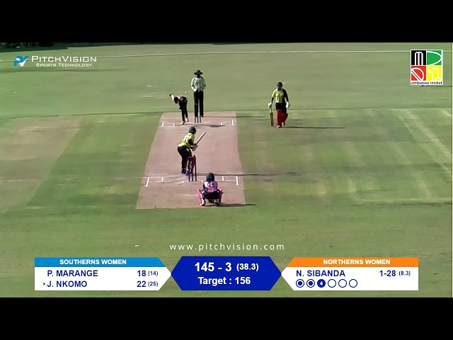 Zimbabwe Women's Regional 1 Day | Northerns vs Southerns