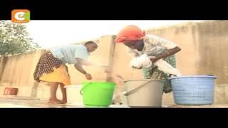 Mwanafunzi wa chuo kikuu afanya kazi za kijungu jiko