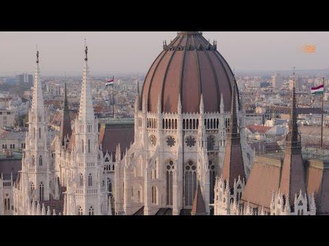 Az Országház | The Hungarian Parliament - Aerials by Drone Media Studio