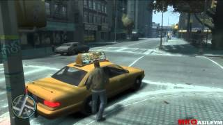 Прохождение игры GTA 4: Миссия 38 - Undress To Kill