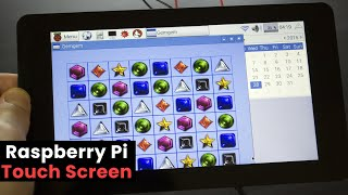Raspberry Pi Touchscreen: The Pi Touch Display Explained!