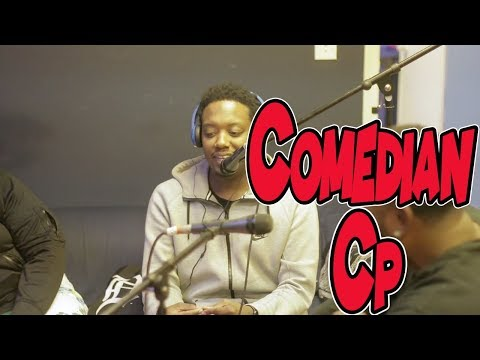 Comedian CP  funny radio interview