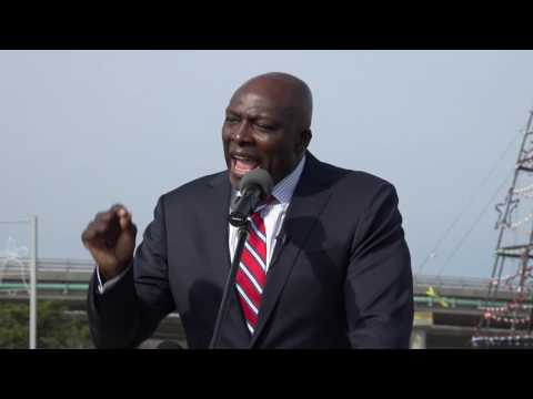 Bruce Smith Addresses Claims of Discrimination