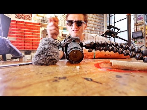Thumbnail: Customize Your Vlogging Camera with a Circular Saw