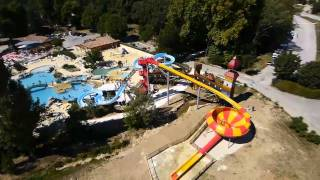 Video aerienne Camping Domaine Imbours