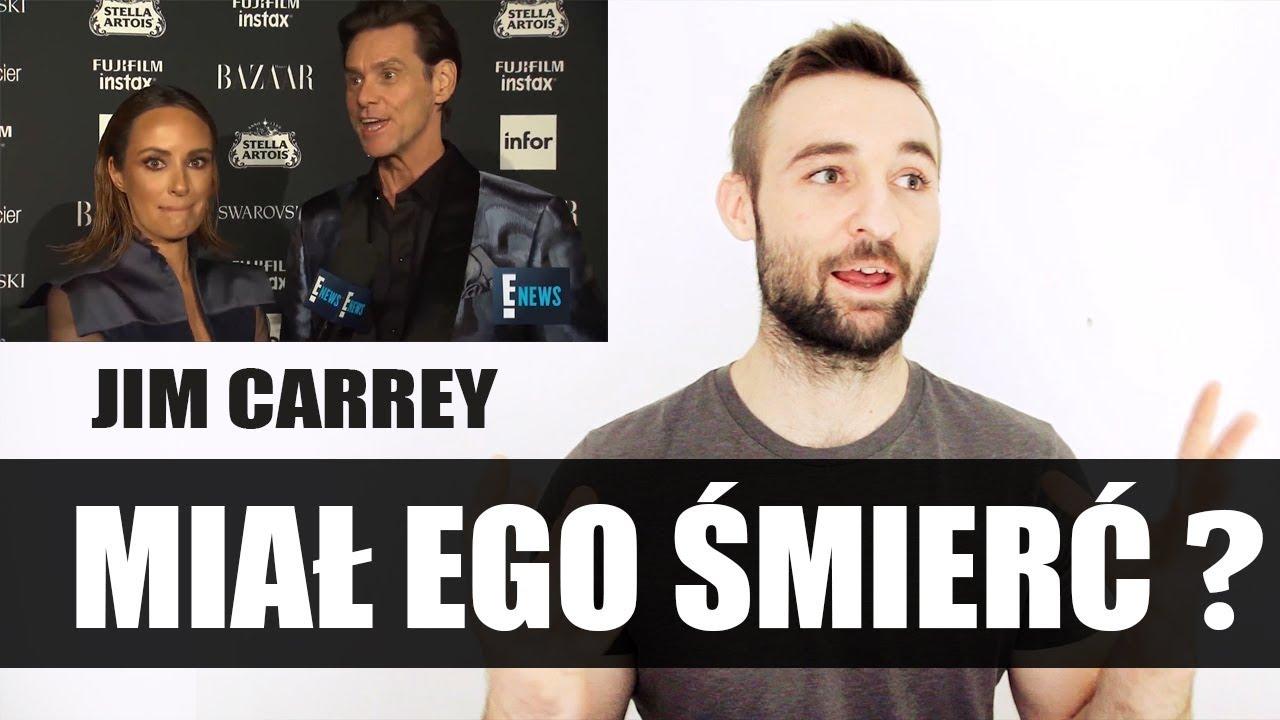 JIm Carrey | Oszalał czy miał EGO śmierć?