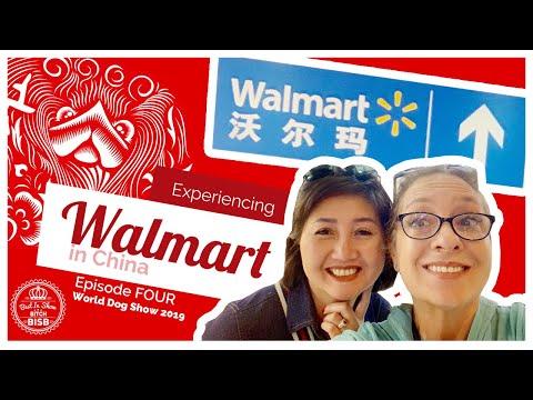 Exploring Walmart in China