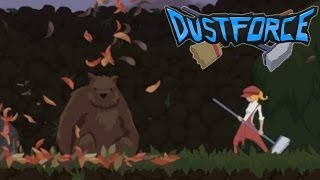 What is Dustforce?