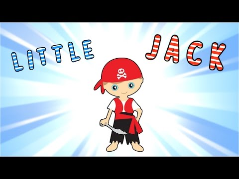 Little Jack - Canzoni per bambini - Baby cartoons - Baby music songs