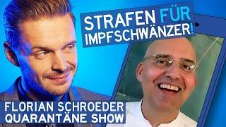 Die Corona-Quarantäne-Show vom 07.07.2021 mit Florian & Professor Eckhard