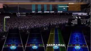"[Rock Band 3] ""Gangnam Style"" by PSY (Full Band, HD)"