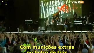 Damian Marley- Welcome to Jamrock [TRADUZIDO / LEGENDADO] Maquinaria Festival Chile 2011