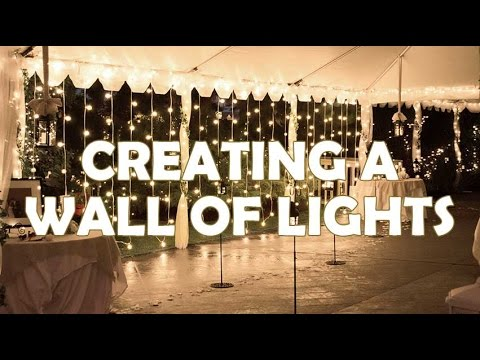 How to Create a Wall of Lights (feat. Benji of itsJudysLife)
