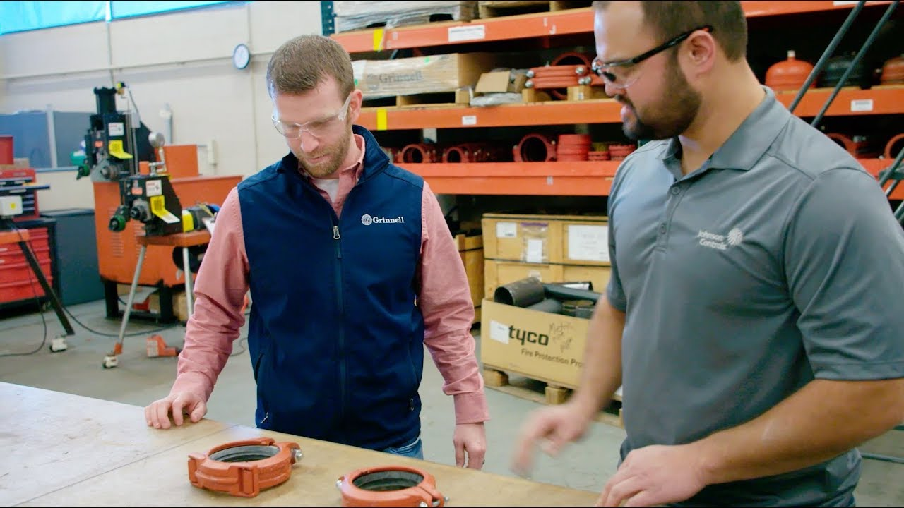 Grinnell G-Fire One-Bolt Contractor Reactions