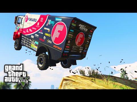 GTA 5 Online: 3 NEUE DLC FAHRZEUGE - Dune Rally Truck & Mehr | iCrimax
