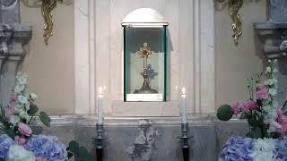 Transmisja Mszy św. z Kalwarii Wileńskiej