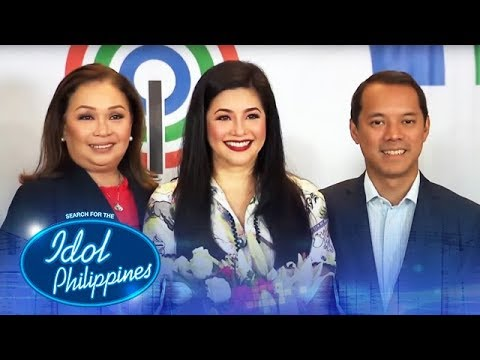 Regine Velasquez reveals that she will be one of the judges of the Search for the Idol Philippines!