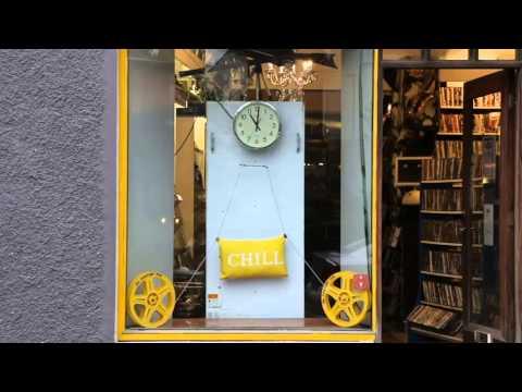 Time. Icaland. Reykjavík.