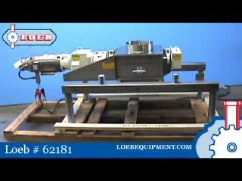 Hammer Mill Delumper - Scott Equipment Model CR15x15 - Loeb # 62181