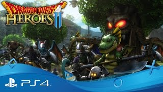 Dragon Quest Heroes II | Announcement Trailer | PS4