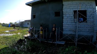 2nd wave sa paggawa ng dream house ni makimoto+ pagbili ng electrical materials sa dau