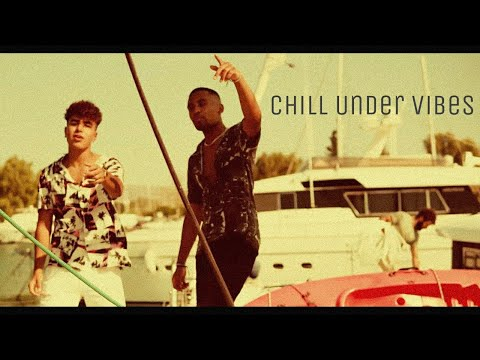 AGapios - Chill Under Vibes ft. J Flame (Official 4K Video)