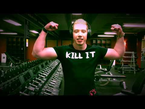 GETTING FREAKING HUGE - DAY 2 - KILLING ARMS - WINGS - IN MEMORY OF RICH PIANA